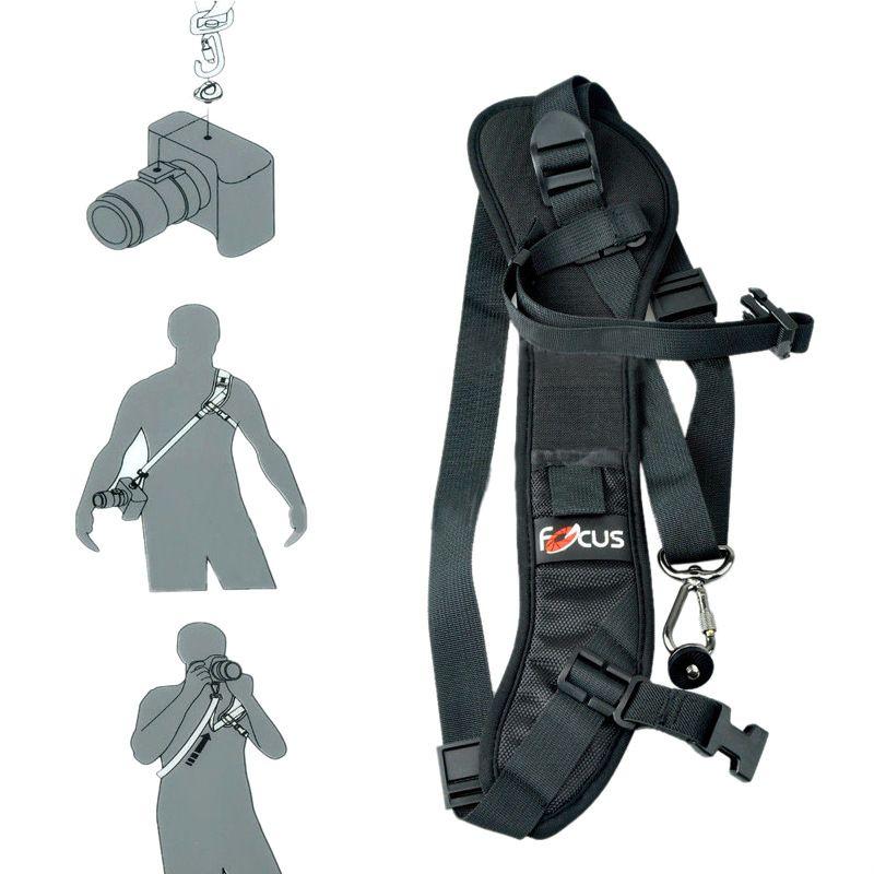 单反相机背带专业数码相机肩带快枪手快摄手单肩背带快速摄影肩带