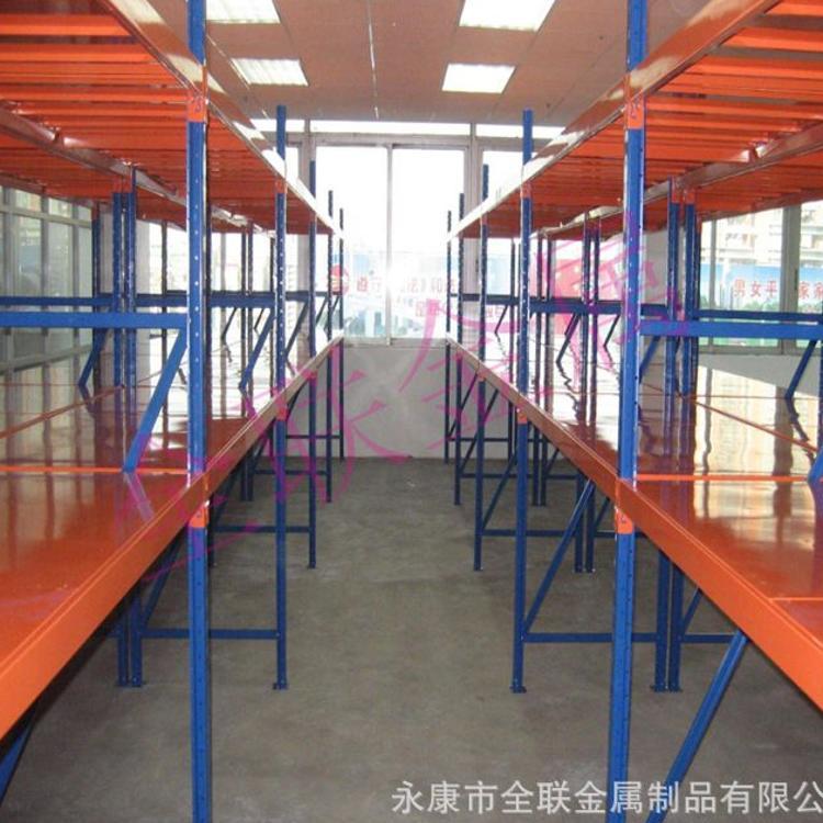 厂家直销重型仓库货架 厂房仓储置物架 大型商超抗压货架
