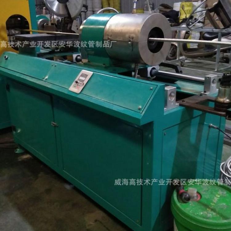 长期提供 各种规格不锈钢波纹管焊接设备 品种多样