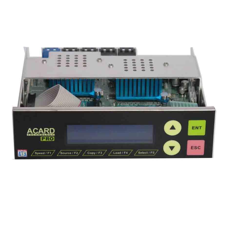 ACARD 5210B一拖11蓝光光盘拷贝机控制器BD-R光盘拷贝控制器
