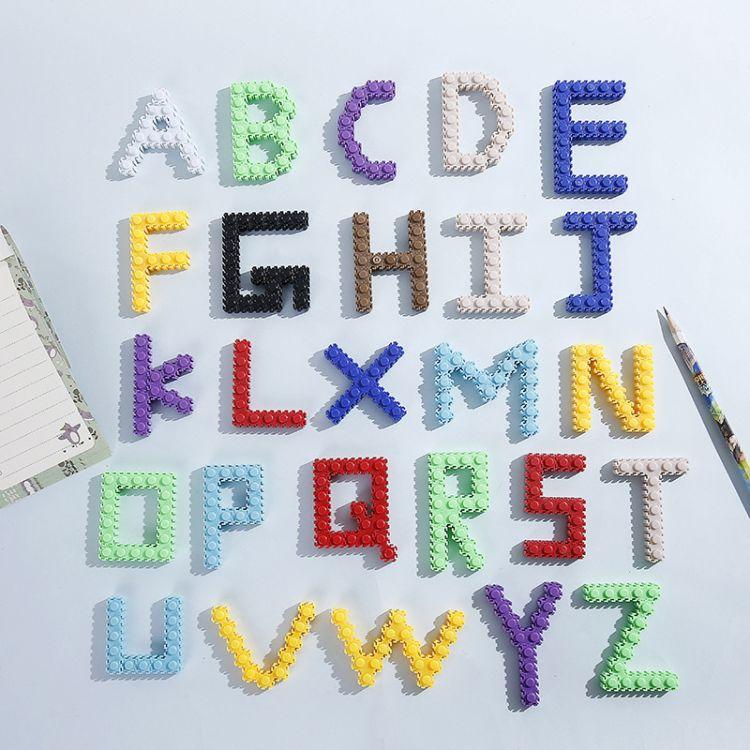 串联拼装积木 diy儿童益智拼装积木 微型砖石颗粒12mm 颗粒积木