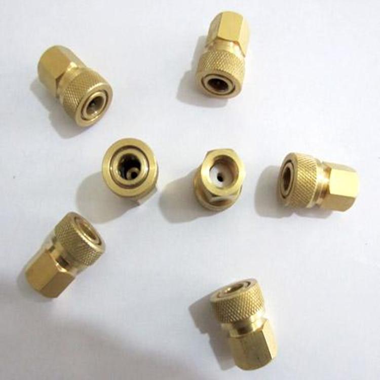 高压胶管接头 加工液压接头 液压油管接头 异形接头