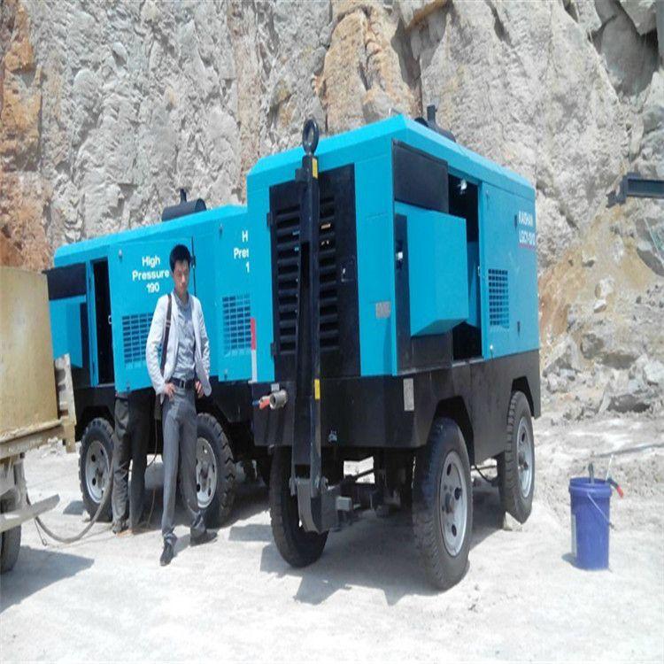 LGCY柴油移动螺杆空气压缩机LGC系列螺杆-Y空气压缩机现货供应
