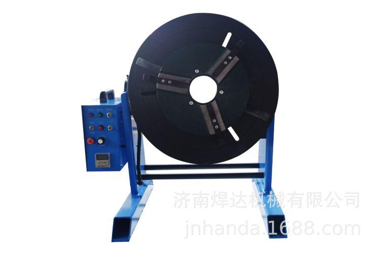 双枪焊接变位机 现货100公斤自动焊接变位机 自动圆周焊接旋转台