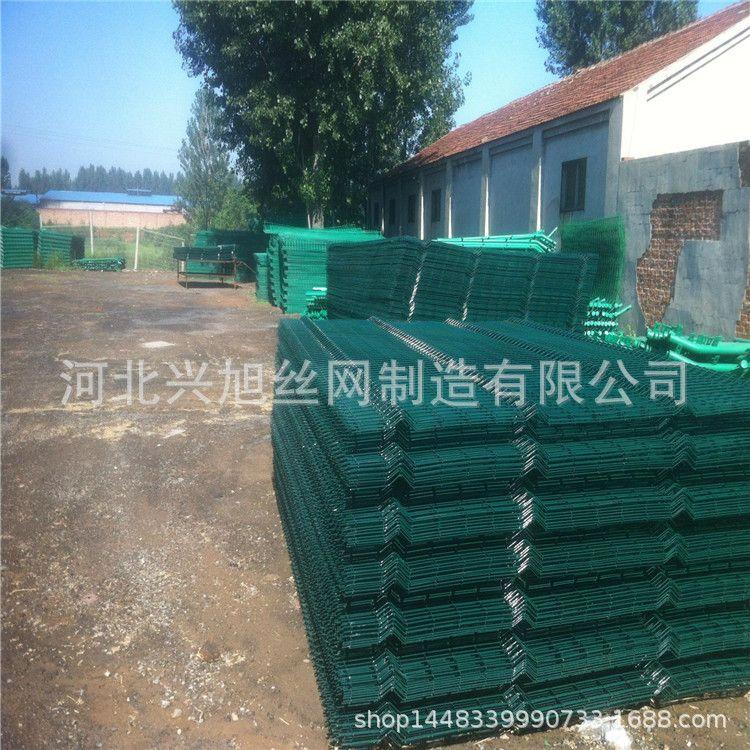 隔离铁丝网厂家供应圈地围栏折弯护栏果园圈地围栏圈山防护网