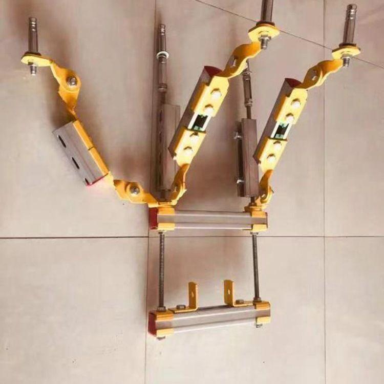 厂家现货 消防管道抗震支吊架 销售侧向纵向成品抗震支架量大从优