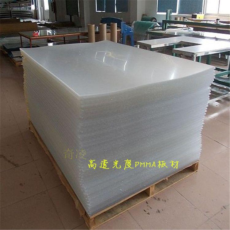 生产PS有机塑料板材 透明有机玻璃PS塑料板材 亚克力塑料板材