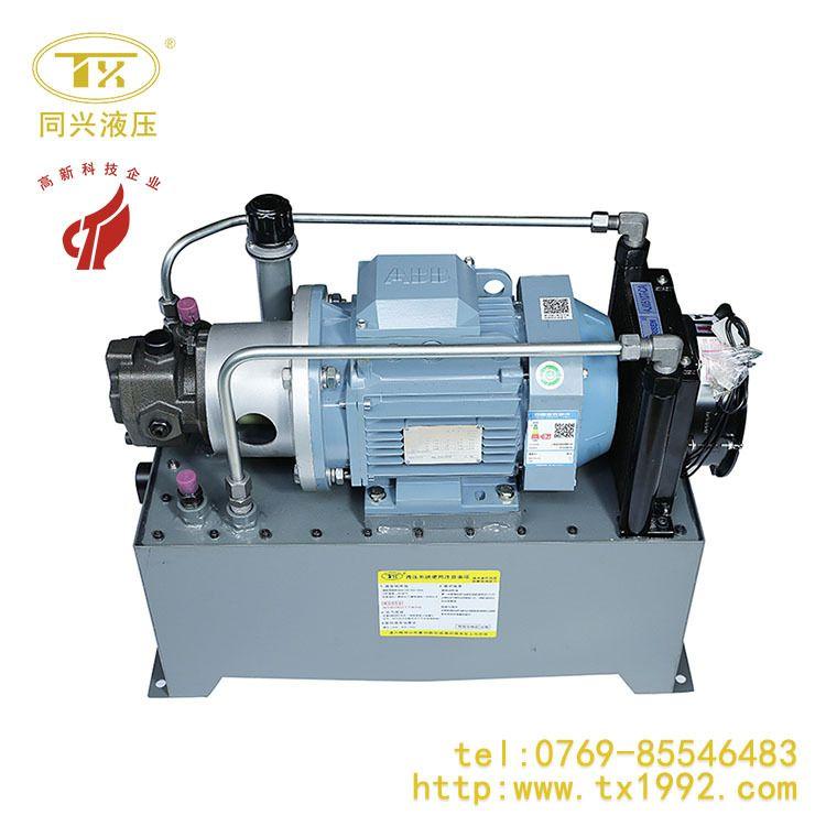 TX厂家直销加工中心液压系统 非标液压站油压站液压泵站 液压系统