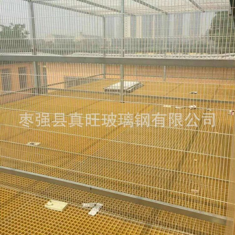 长期生产 耐酸碱玻璃钢格栅 玻璃钢格栅板 电缆沟专用玻璃钢格栅