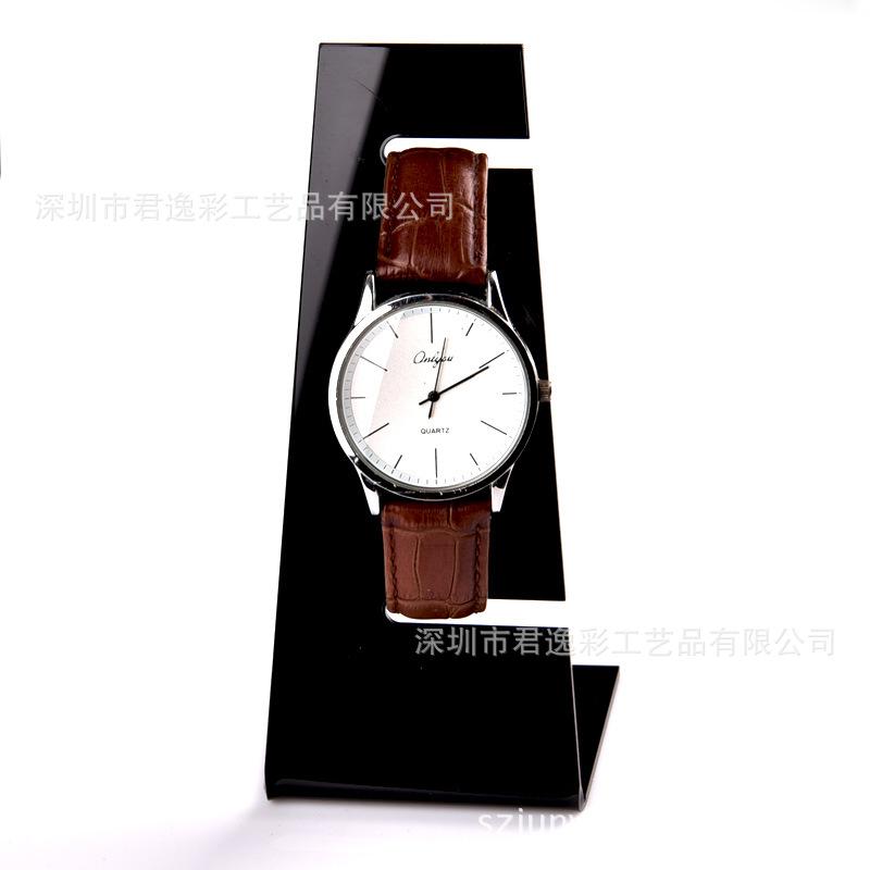 定制高档透明亚克力手表展示架智能手表亚克力展示架批发