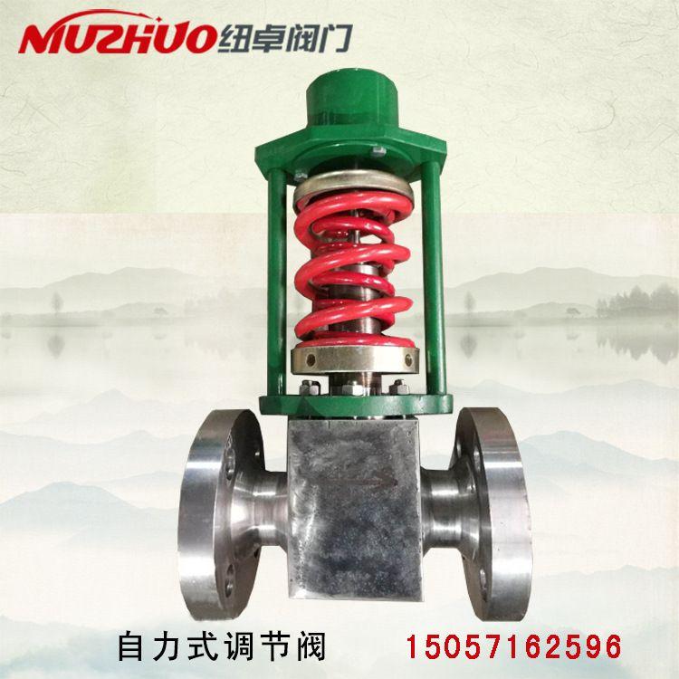 自力式高压调节阀 减温减压装置 蒸汽减压阀稳压阀 自力式调压阀