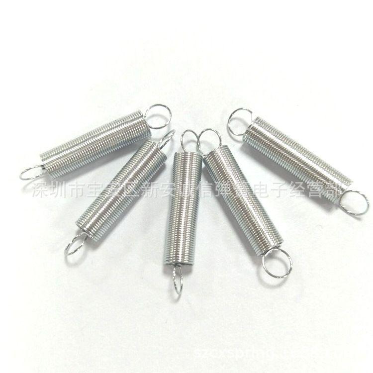 厂家直销高品质弹簧 强力弹簧 量身订做弹簧  扁线弹簧