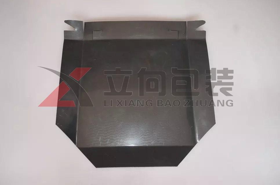自产自销HDPE塑料板滑托盘 二面推拉1.8m宽滑托板批发