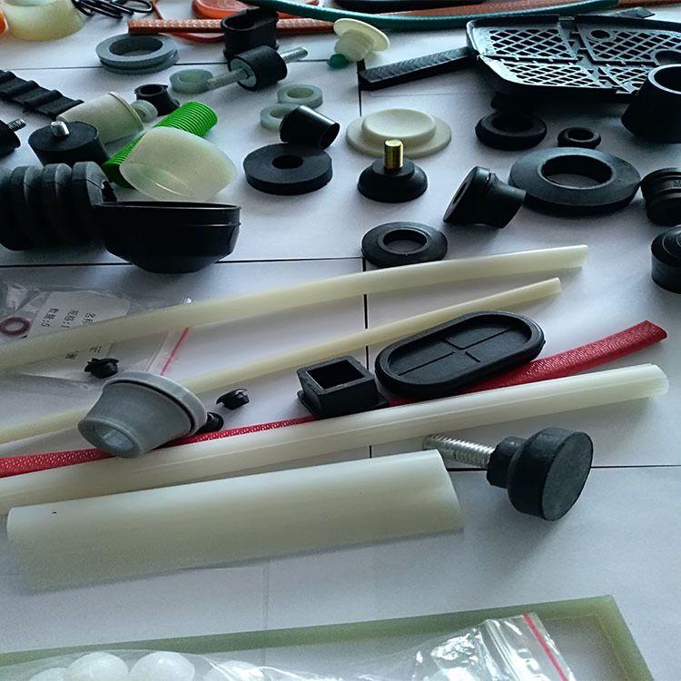 密封杂件定制各种硅胶密封垫 硅胶密封杂件 异形硅胶杂件橡胶密封