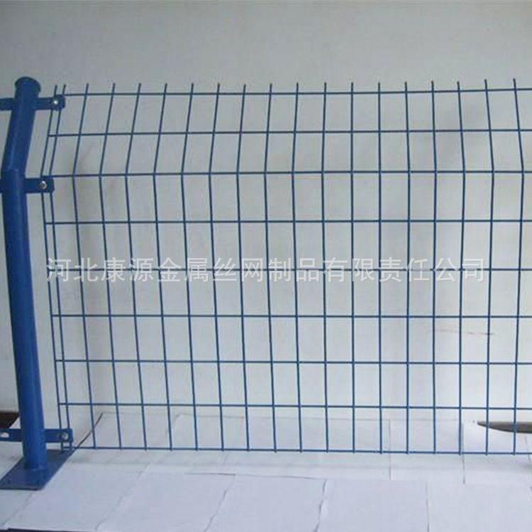 双边丝护栏网铁丝网防护网隔离网围栏荷兰网圈地高速公路钢丝网片