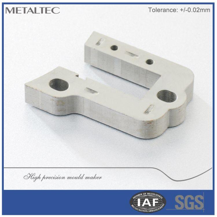 杭州厂家定做矽钢片电机铁芯,矽钢片定转子铁芯