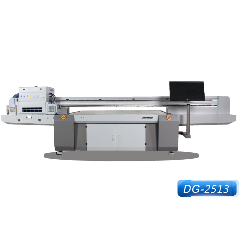 pvc集成材料uv打印机厂家 东芝头万能打印机厂家