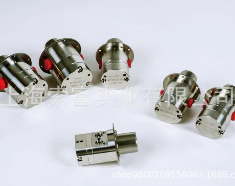 51系列NP120微型磁力齿轮泵 - 微型泵 微型水泵 新风系统喷雾泵