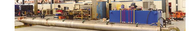 厂家直销 液压油缸  ZQ210系列重型拉杆缸