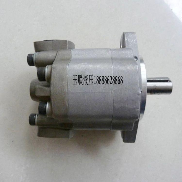 风扇齿轮油马达 GM5-10系列液压齿轮马达 中型齿轮马达