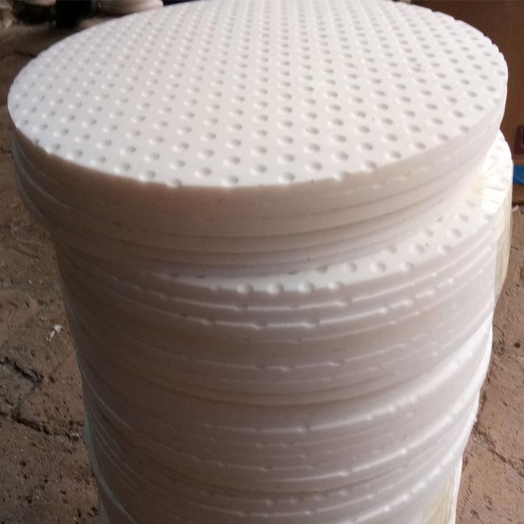 锐鑫直销定制聚四氟乙烯板白板耐高温聚四氟乙烯板四氟板