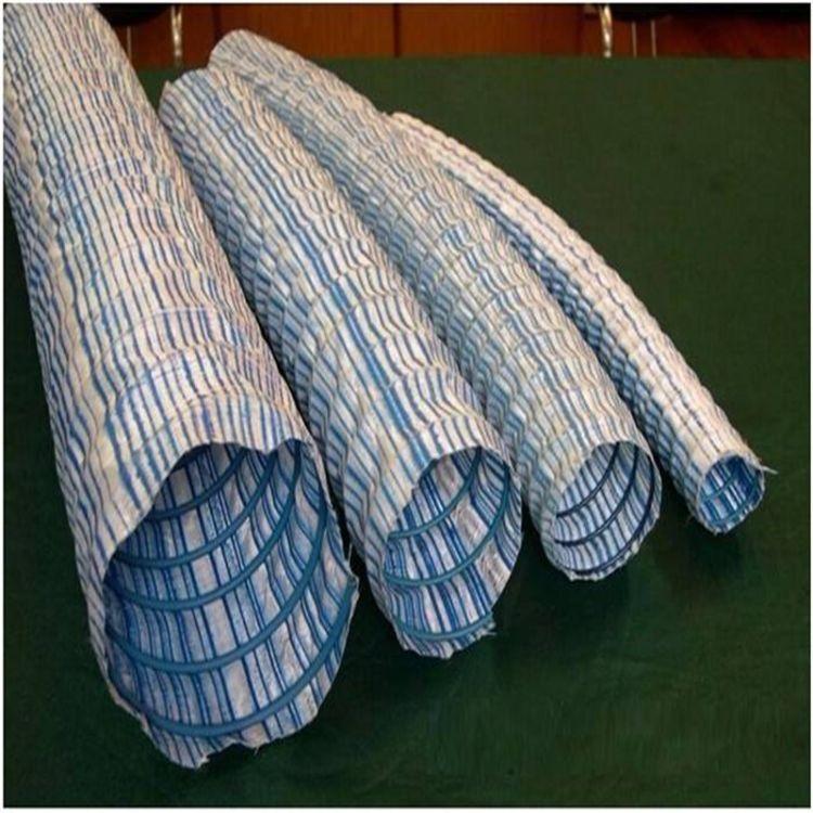 厂家现货生产 软式透水管规格全多年制造经验软式透水管