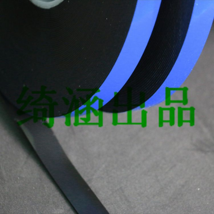 TESA德莎蓝膜黑色压克力超强粘力双面胶 现货供应