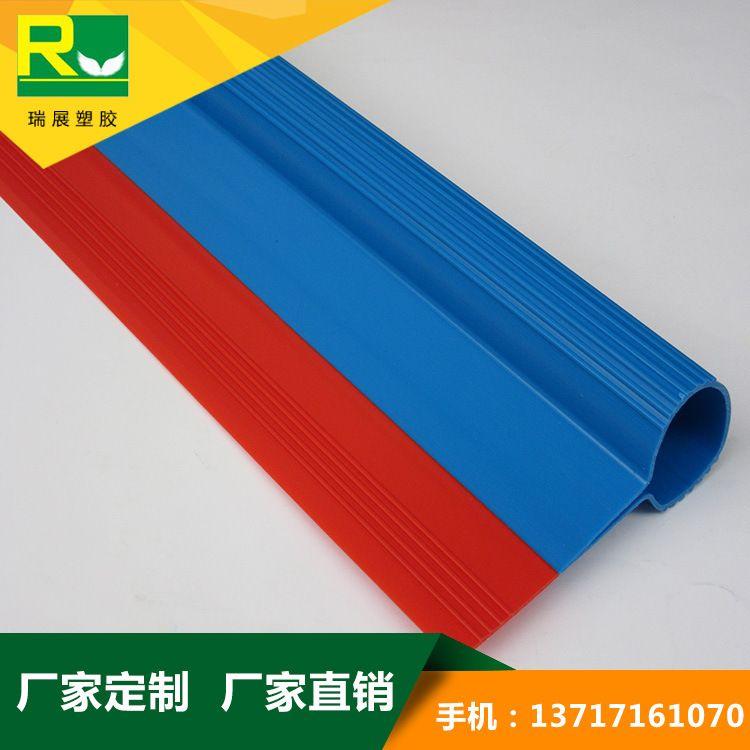 厂家开模定制PVC挤出异型材塑胶挤出异型材共挤塑料型材