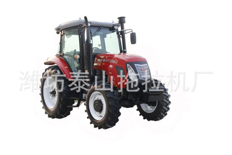 潍泰120大马力 农用4驱拖拉机 轮式拖拉机  四轮驱动拖拉机