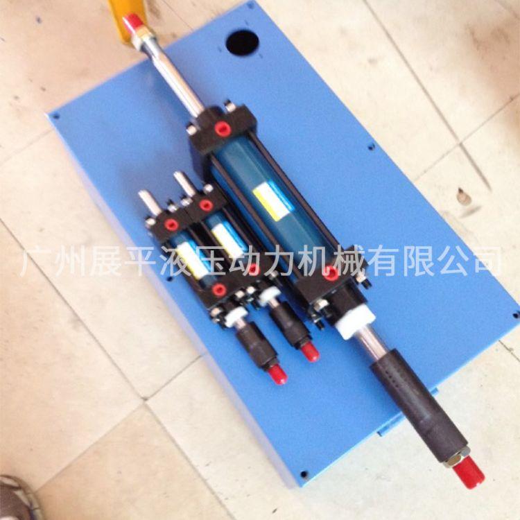 液压油缸 轻型低压拉杆液压缸 特价升降油缸拉杆油缸方形油缸