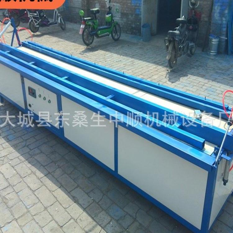 全自动PVC下水管道护角折弯机 PP塑料板材热折弯机 数控折弯机