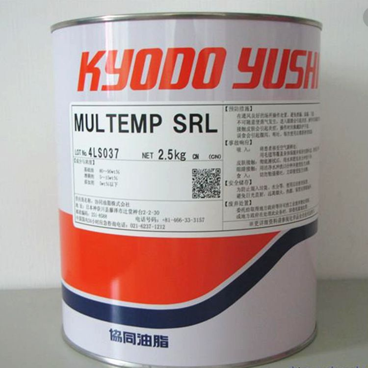 协同润滑脂 Multemp SI-B润滑脂现货供应