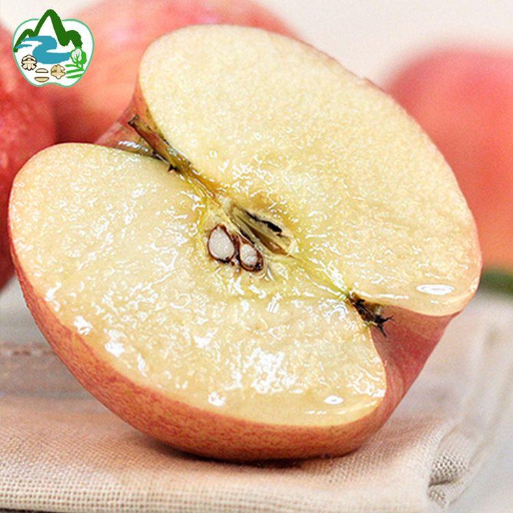烟台栖霞苹果 红富士苹果新鲜水果70mm一级果特惠款现摘现发