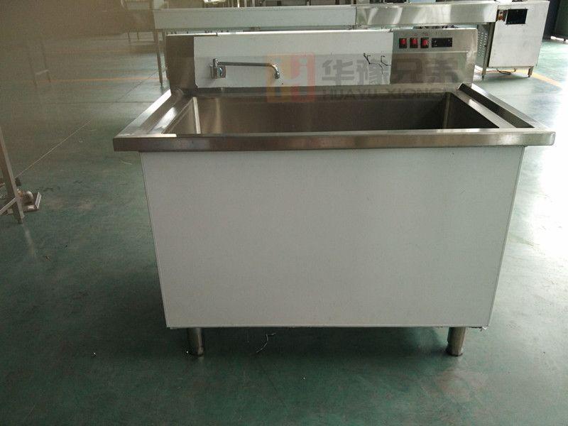 洗碗机什么品牌好 华豫兄弟超声波洗碗机厂家 超声波洗碗机价格