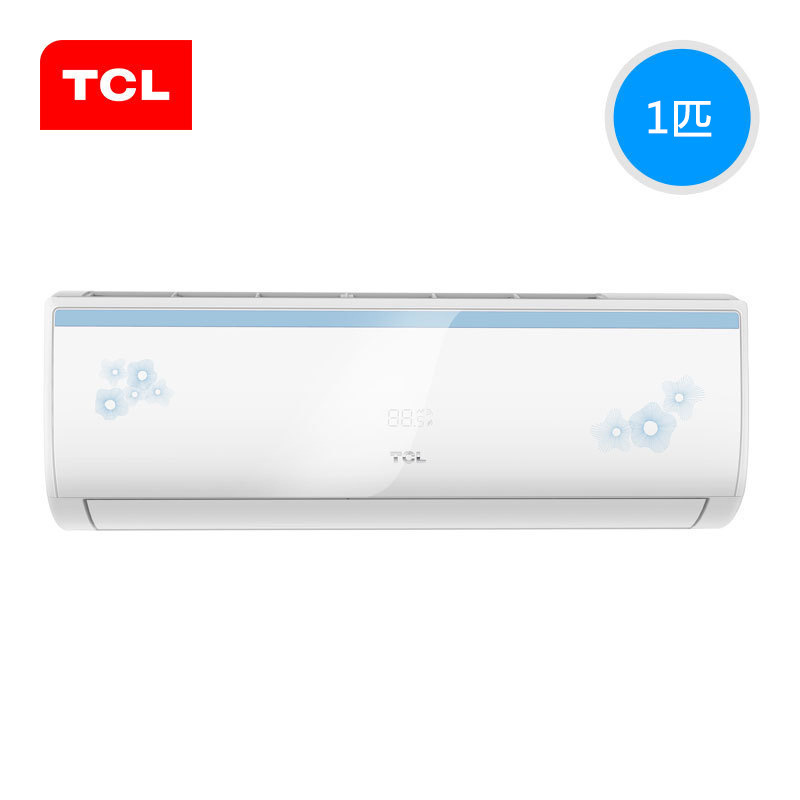 TCL KFRd-25GWFD13 空调1匹P节能静音挂机冷暖空调安装