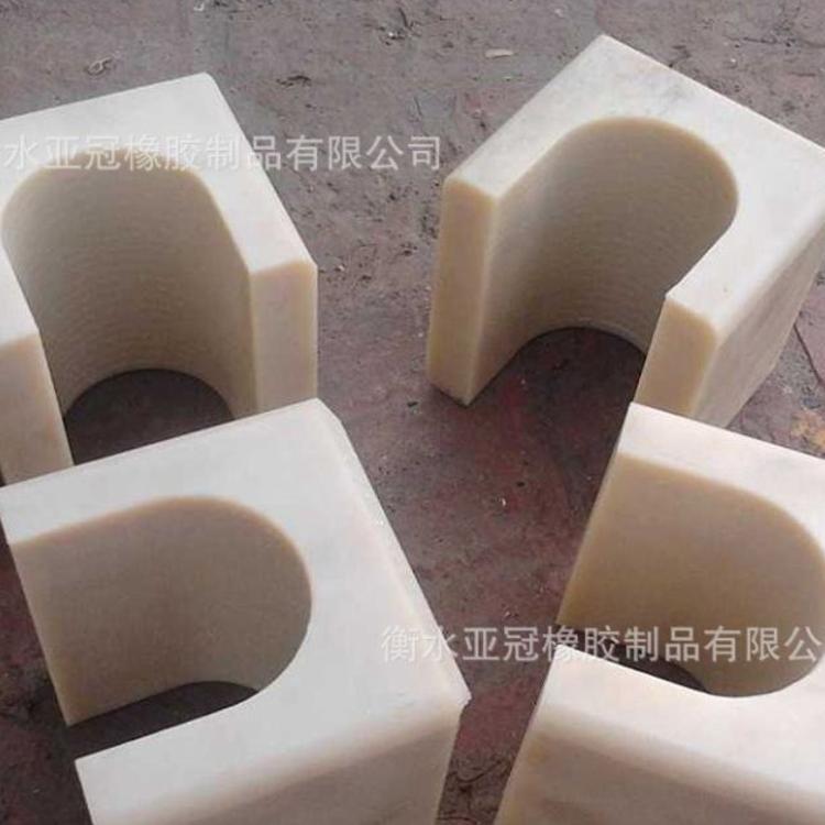MC尼龙滑块 尼龙垫块 塑料滑块耐磨尼龙滑块 尼龙块 塑料垫块