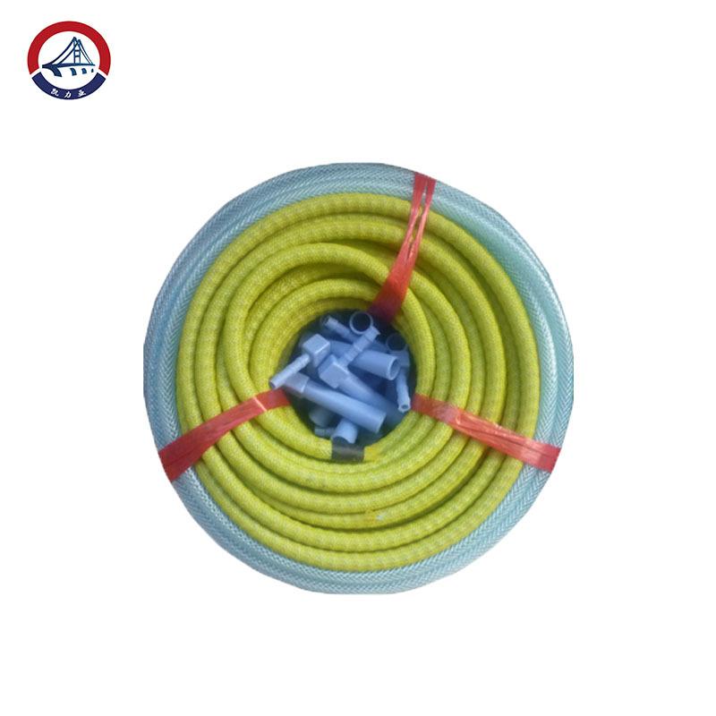 预埋注浆管可重复注浆管全断面注浆管内经8外径20每件90米