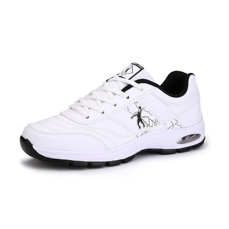 乔丹格兰男鞋秋夏跑步鞋轻便气垫运动鞋男气垫休闲鞋