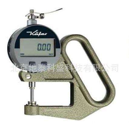 KAEFER数显测厚仪 数字式测厚仪 数显表带提升装置
