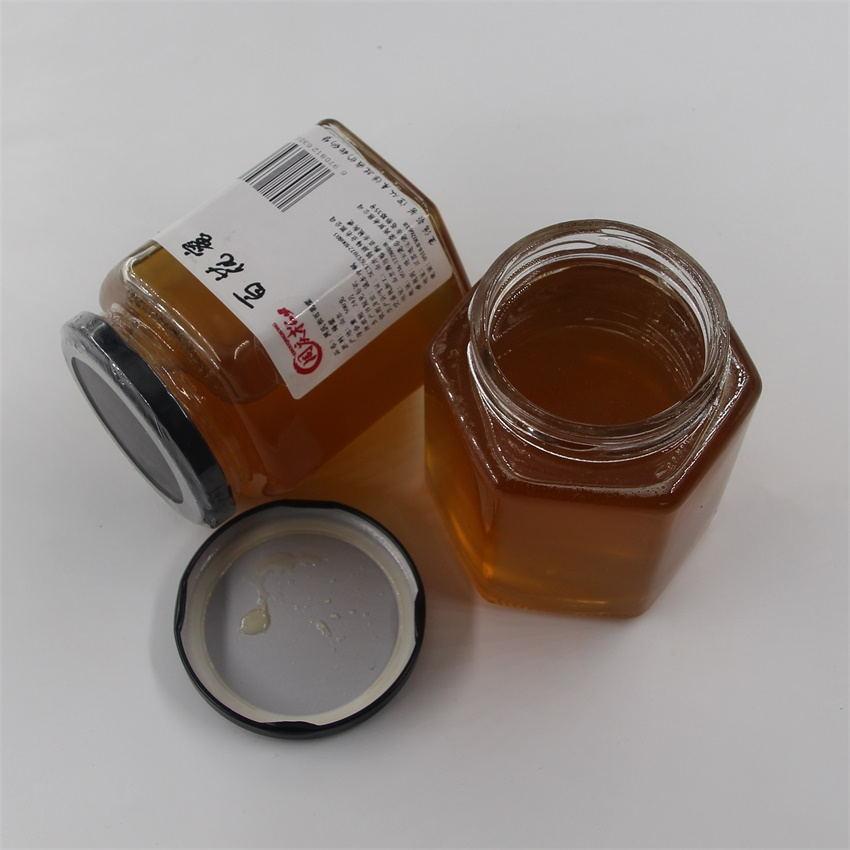 500克瓶装百花蜜 周庆松天然蜂蜜一件代发