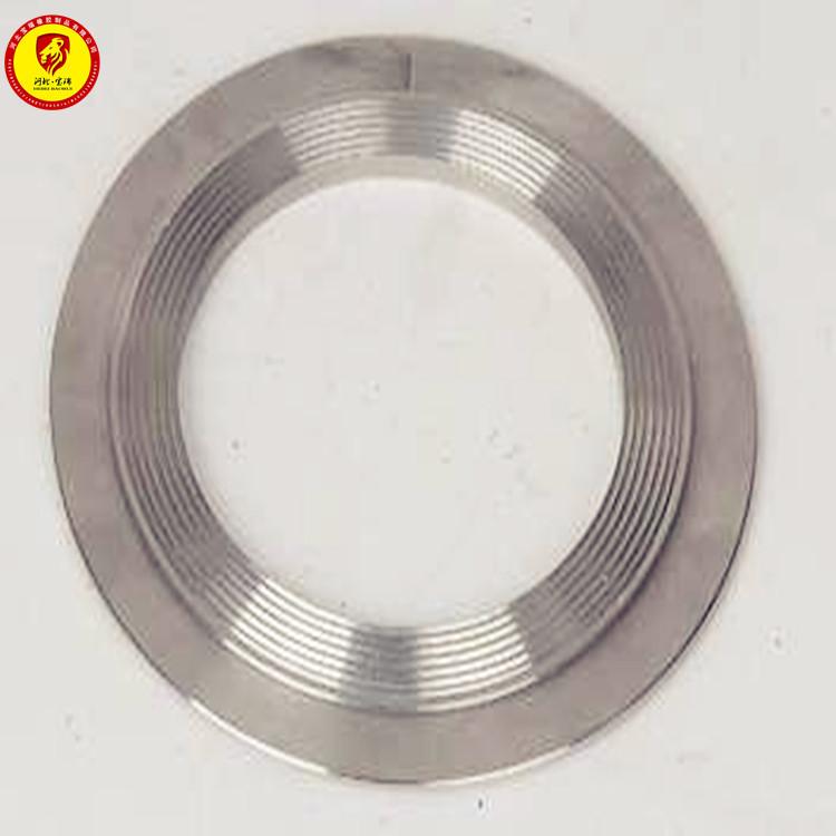 齿形垫片标准 现货供应金属齿形密封垫片 304不锈钢密封垫片