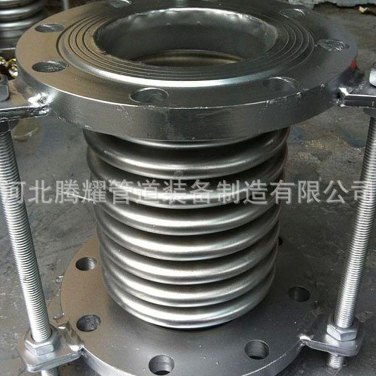 厂家定制 DN300通用波纹补偿器 半埋式波纹补偿器 金属波纹补偿器