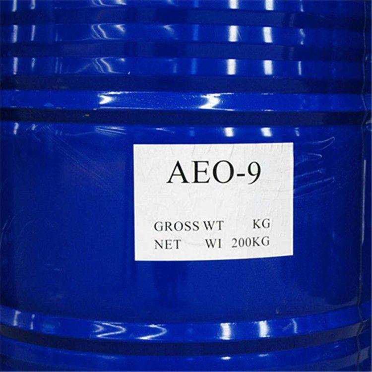 现货供应优质  表面活性剂  脂肪醇聚氧乙烯醚AEO-9