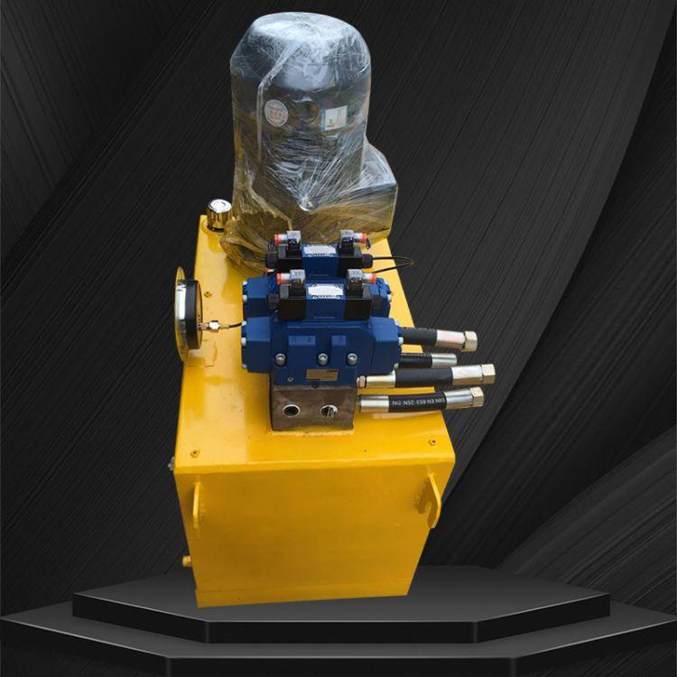 液压站叶片泵 PV液压控制系统 PV叶片泵液压站批量制造现货供应