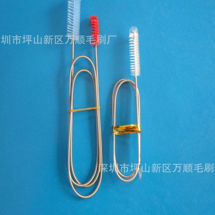 弹簧刷  厂家自产自销优质弹簧刷   双头弹簧刷  水管管道弹簧刷