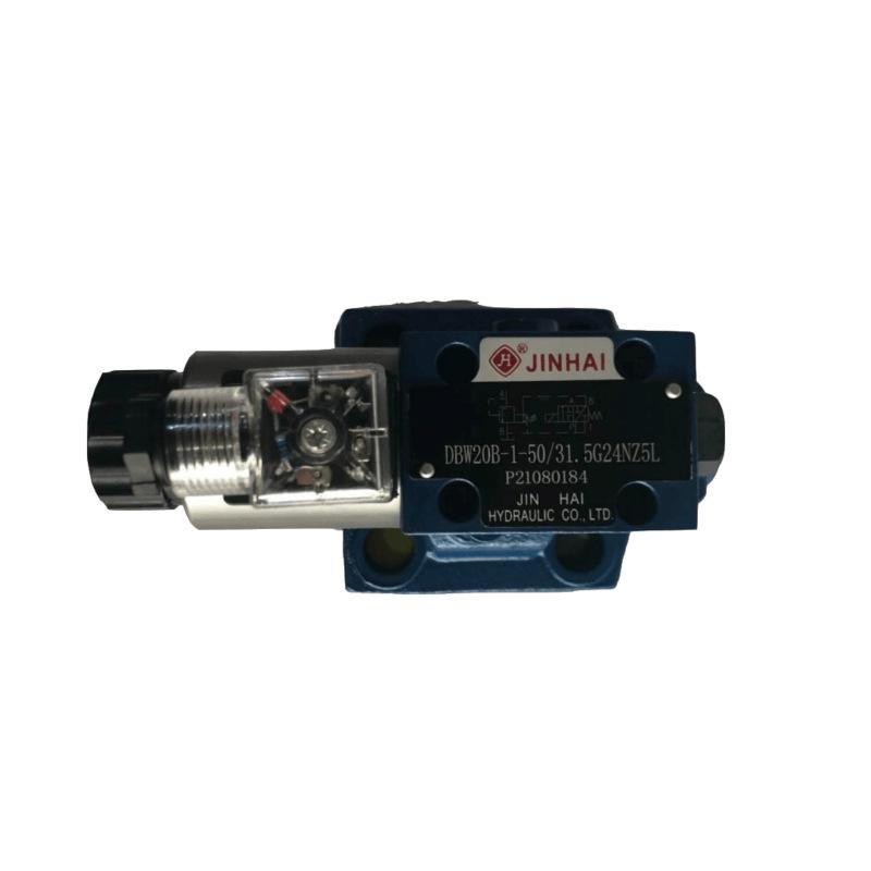 先导式电磁溢流阀液压泵液压元件、液压站