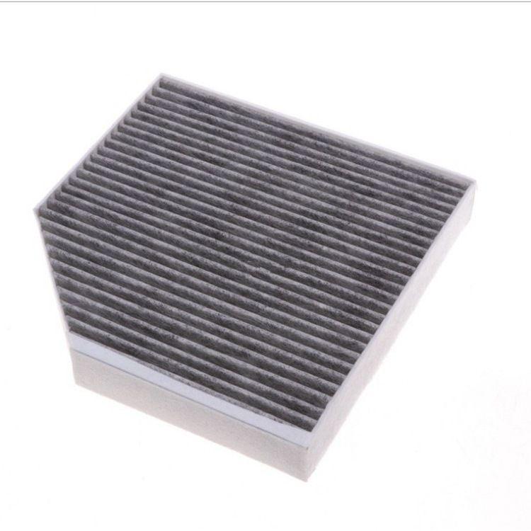 适用于12款新奥迪A6L空调滤清器内置A8L空调滤芯