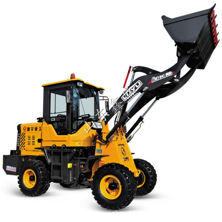 各种型号全新液压工程装载机 全新自动挡四缸小型装载机