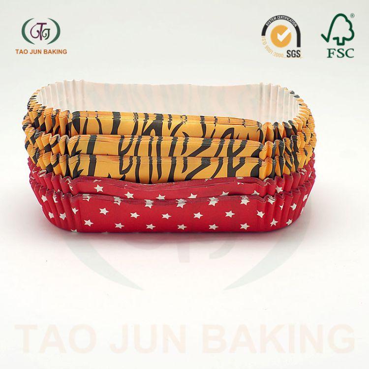 定制优质PET淋膜蛋糕杯 耐高温防油蛋糕托 船型蛋糕杯 厂家供应