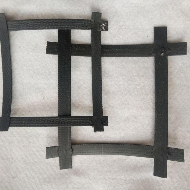 工厂定制钢塑土工格栅多年制造经验常年生产 钢塑土工格栅